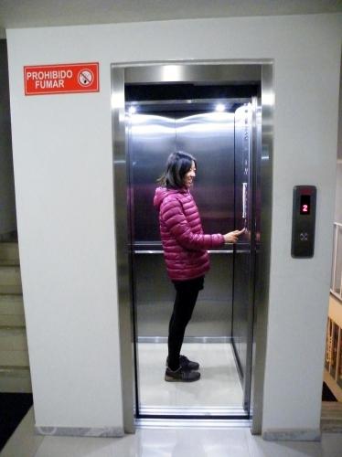 グアランダ Guaranda エレベーター