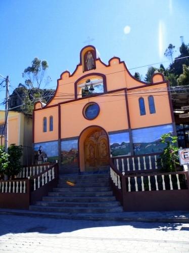 サリナス Salinas 教会