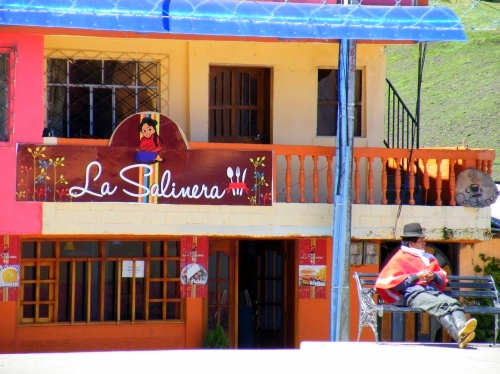 サリナス Salinas 町並み