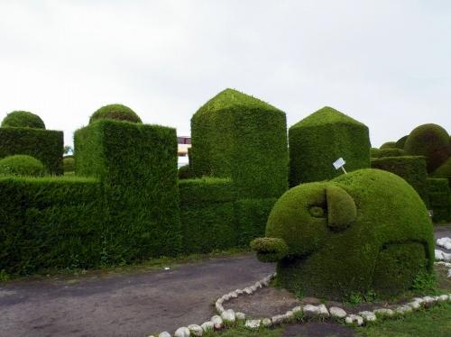 トゥルカン Tulcan garden cemetery お墓