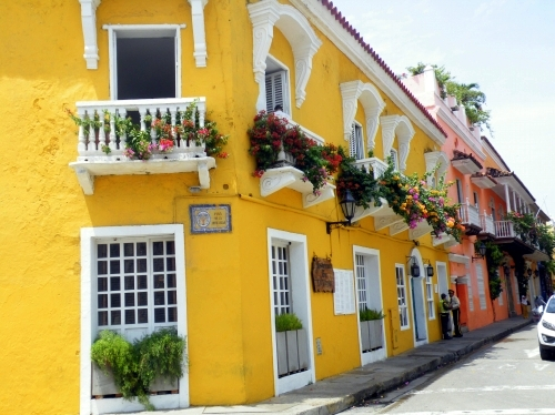 カルタヘナ 旧市街