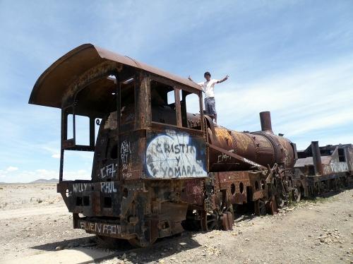 列車の墓場