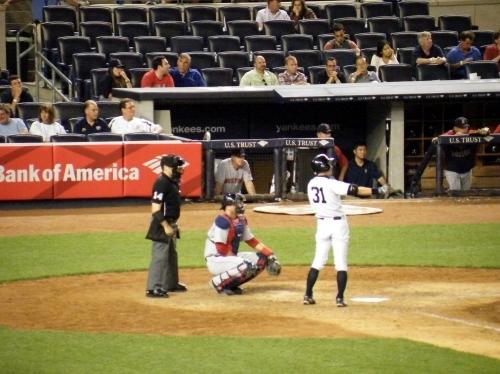 ヤンキース メジャーリーグ 現地観戦