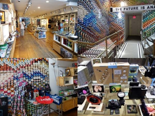ニューヨーク 雑貨屋 スーパー