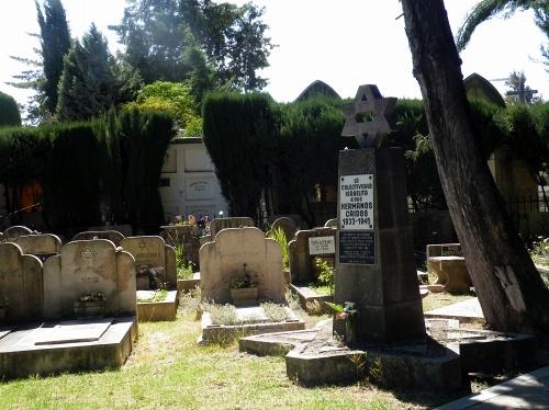 スクレのお墓