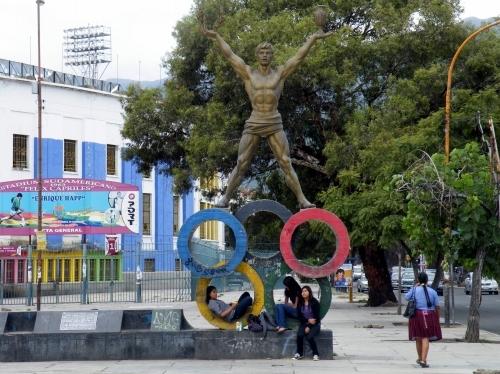 ボリビアオリンピック
