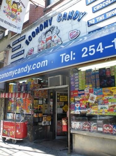 ニューヨーク お菓子屋