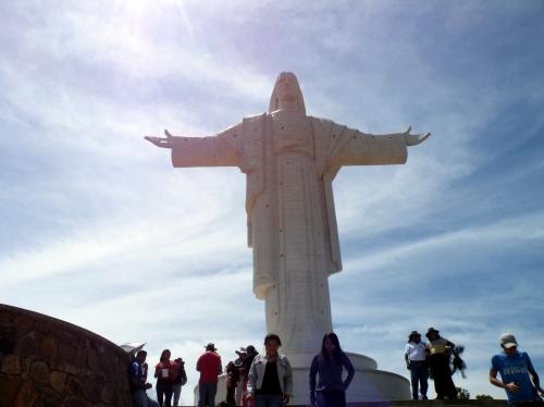 キリストの像