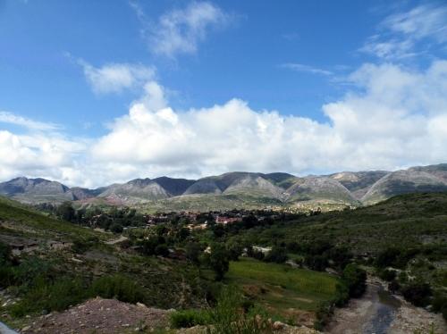 トロトロ周辺の景色