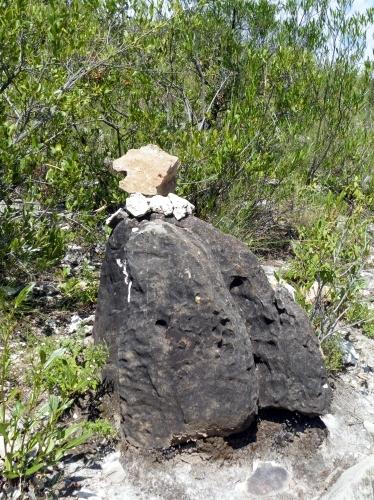 コンドルの岩
