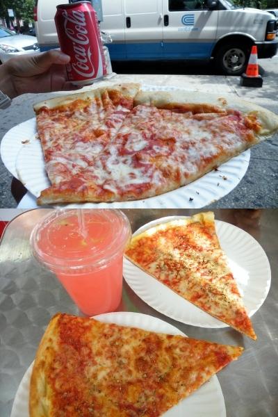 ニューヨーク 食べ物