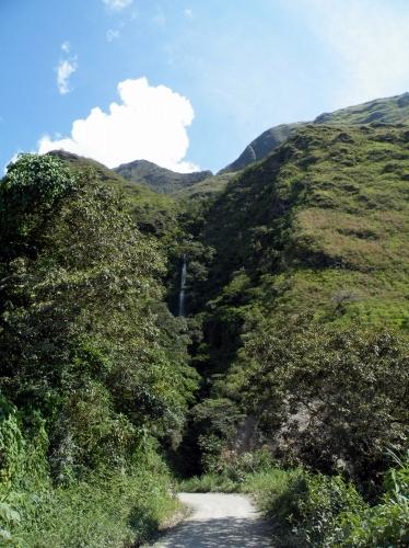 コロイコの山々
