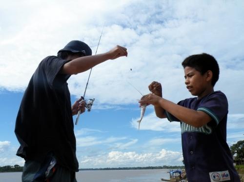 ルレナバケ 釣り