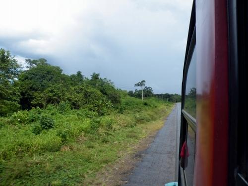 ラパスまでの道のり