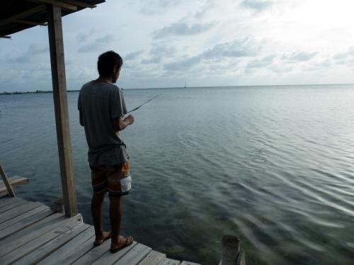 キーカーカー島 釣り