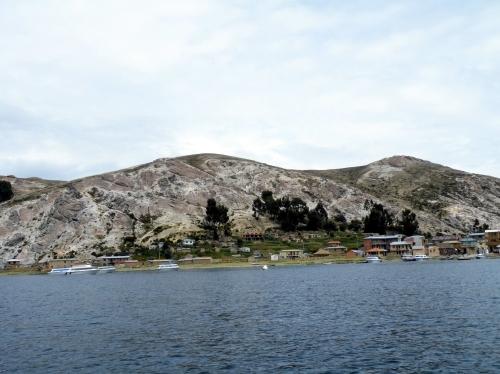 チチカカ湖 景色