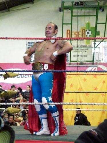 スーパーマン プロレス