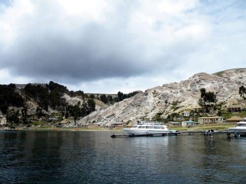 チチカカ湖 釣り