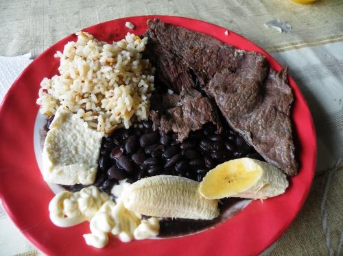グアテマラ ご飯