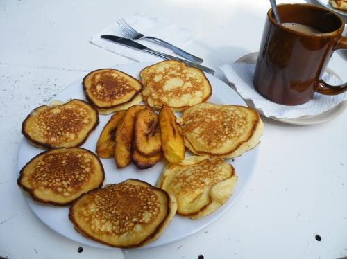 ビオトポ・デ・ケツァール 朝食