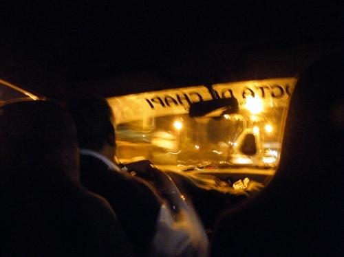 アレキパ タクシー