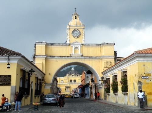 アンティグア 風景