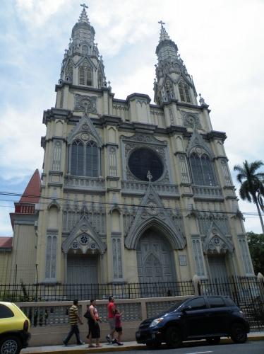 エルサルバドル 教会