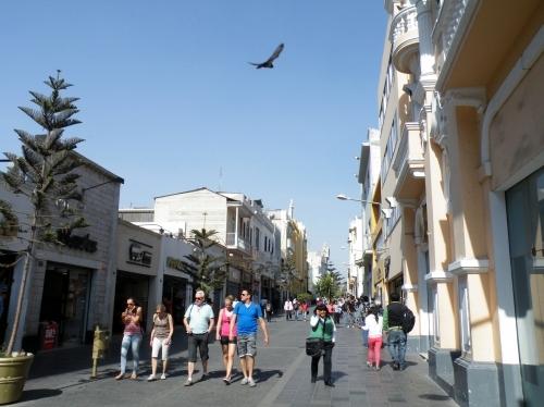 アレキパ 街並み