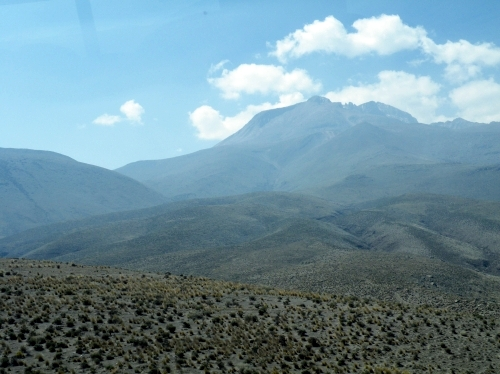 コルカ渓谷ツアー  景色