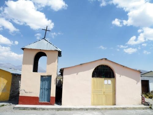 素朴な教会
