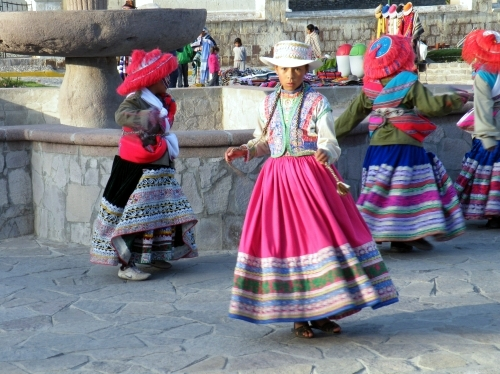 民族衣装 女の子