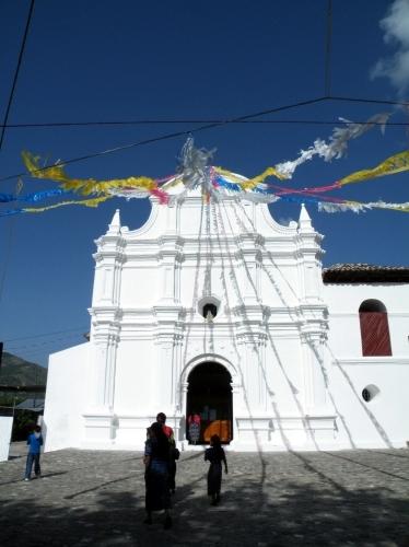 サカプラス 教会