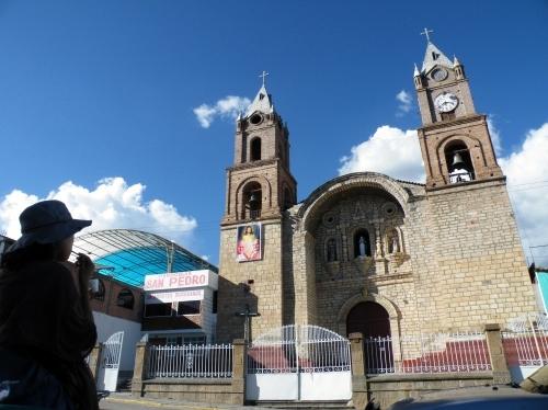 ワンタ huanta 教会