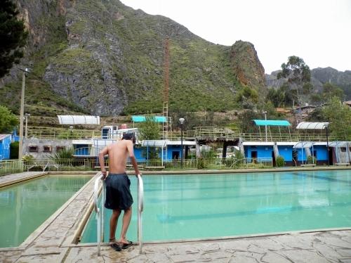 温泉 banos
