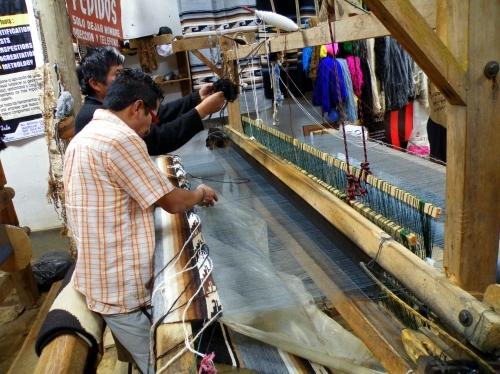 編み物工場