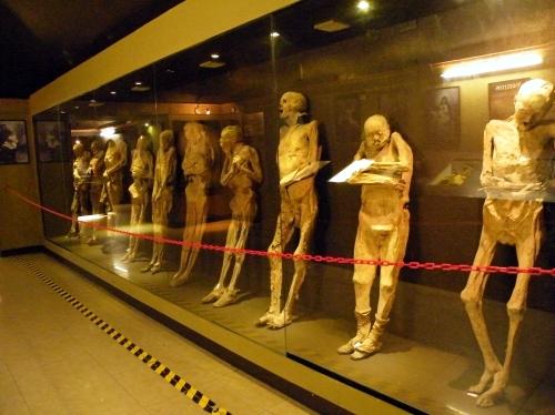 ミイラ博物館