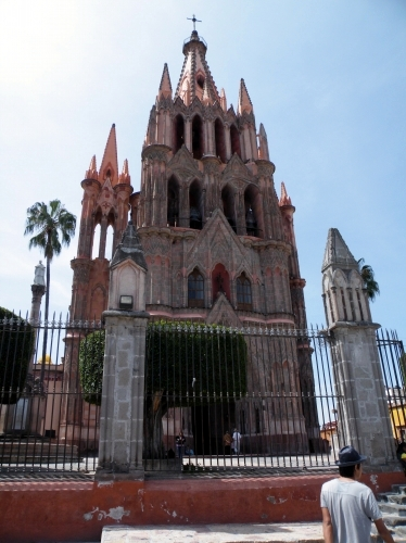 サンミゲル・デ・アジェンデ