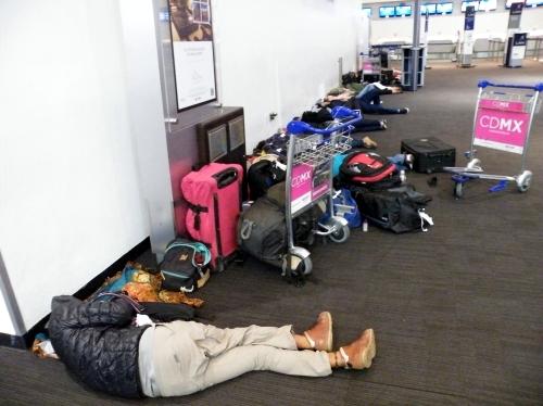 メキシコシティ 空港