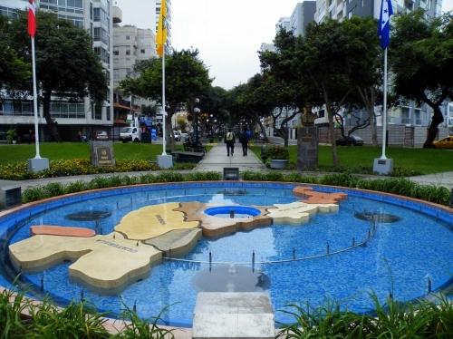 リマ 広場