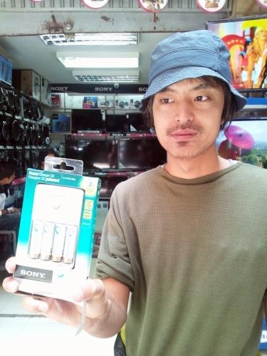 SONY 充電池