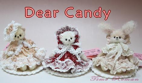 Dear Candyさま
