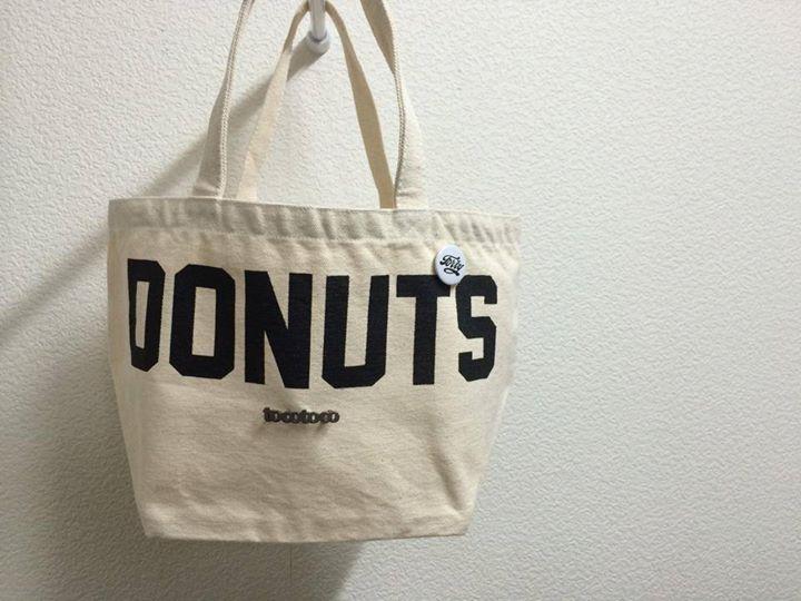 Slopetown DONUTS bag
