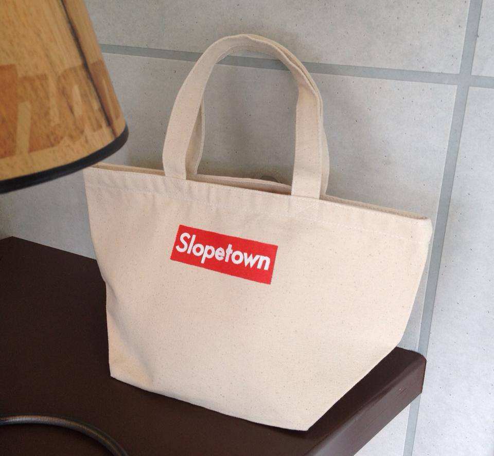slopetown キャンバスバッグ