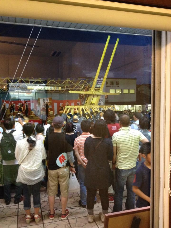 健速神社例大祭 祇園祭