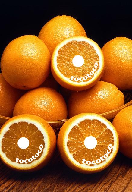 オレンジとクリームチーズ_01trm01