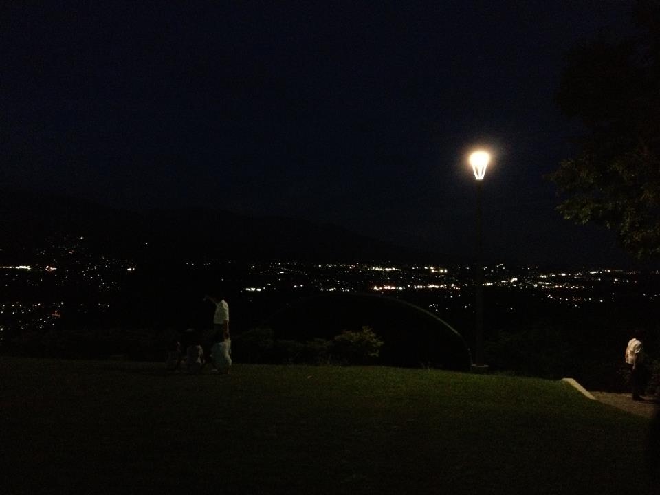 信州国際音楽村 夏の終わりのハーモニー2012 夜