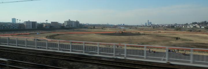 多摩川グラウンド3
