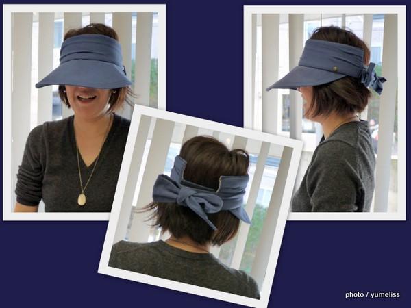 フェリシモ帽子