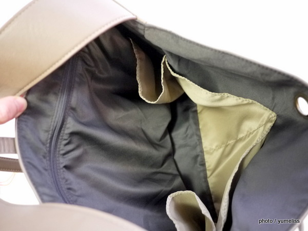 フェリシモ「エッセイスト・整理収納アドバイザー 柳沢小実さんと作った 毎日持って出かけたい お出かけ整とんバッグ」
