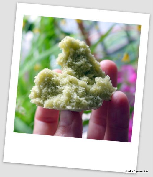 冷凍スムージーSaiby(サイビー)を使った色鮮やかな蒸しパン